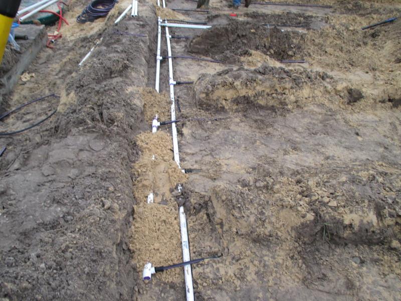 Drain Field Installation Ocala Fl Marion Pumper