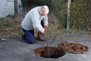 our professional team of septic specialists perform septic tank maintenance on a regular basis